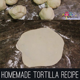 Flour Tortilla Filling Recipes
