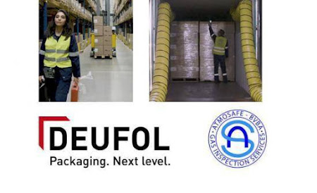 Discover how Deufol manages your import flows, including products that still contain toxic gases.