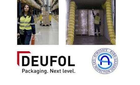 Découvrez comment Deufol gère vos flux d'importation, y compris les produits qui contiennent encore des gaz toxiques.