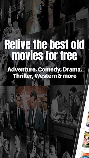 ud83cudfa5 Old Movies - New Free Classics Weekly  screenshots 1