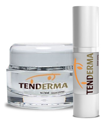 Tenderma anti aging cream