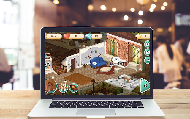 Hellopet House HD Wallpapers Game Theme
