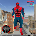 Amazing Spider Rope Hero - Strange Gangster Vegas icon