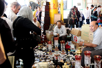 Photo: Day 135 - In the Antiques Market in Tehran #2