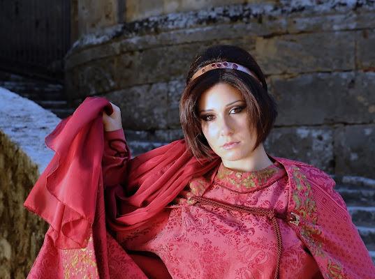 Glamour en Rouge di Enrico Balla