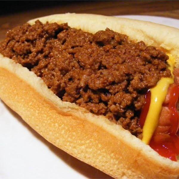 West Virginia Hot Dog Sauce Recipe