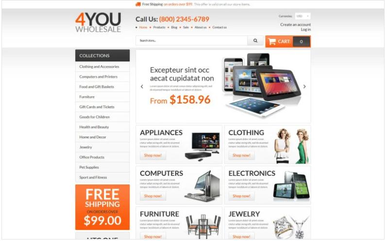 4YOU Wholesale