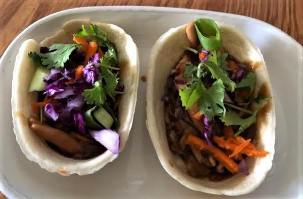 General Tao's Asian Taco's Recipe