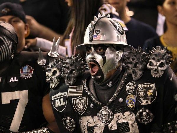 Raiders Get Land for Stadium in Texas