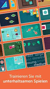 Lumosity #1 Gehirnspiele & kognitive Trainings-App Screenshot