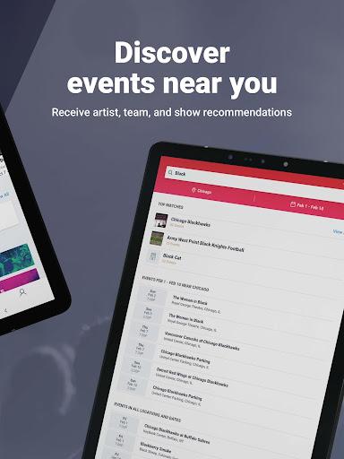 Vivid Seats | Event Tickets screenshot 6