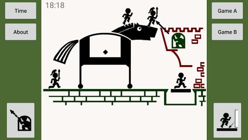 Arcade Trojan Horse 1.4 screenshots 1