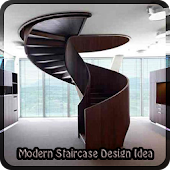 Modern Staircase Design Idea