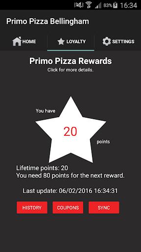 Primo Pizza Bellingham  screenshots 4