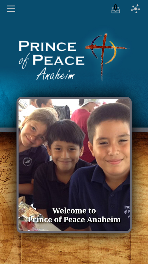 Prince of Peace Anaheim- screenshot