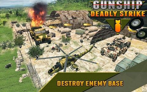 Gunship Sandstorm Wars 3D v1.0 (Mod Money)