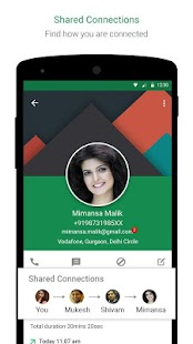 Holaa! Caller ID & Call Block- screenshot thumbnail