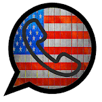 Free Guide of WhatsApp Messenger Americain 2017 Icon