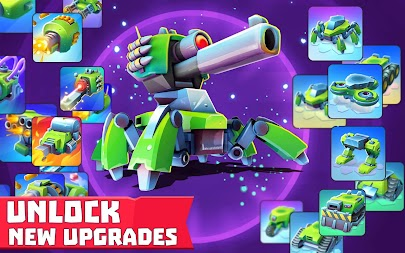 Tanks A Lot! - Realtime Multiplayer Battle Arena APK screenshot thumbnail 20