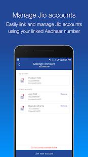 App MyJio – Recharge, Vouchers, Jio Cricket Play Along APK for Windows Phone
