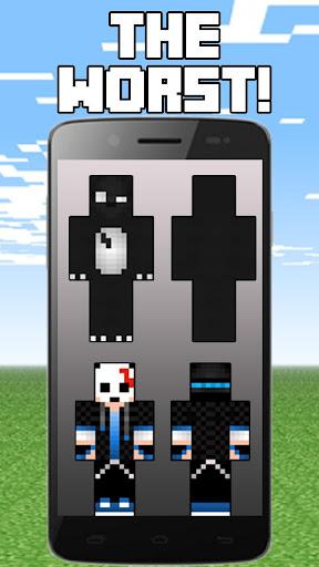 Download Horror Skins For Minecraft Google Play Softwares - Horror skins fur minecraft