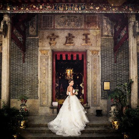 Wedding photographer Tanarak Visessonchoke (tanarakphotogra). Photo of 17.01.2018