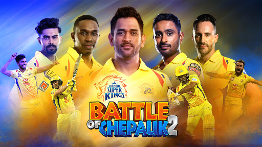 Chennai Super Kings Battle Of Chepauk 2 apktram screenshots 1