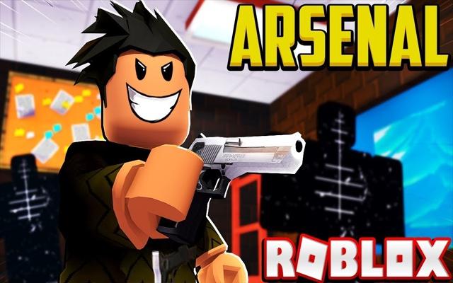 Roblox Arsenal Game
