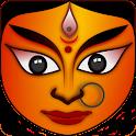 Mahishasura Mardhini Durga maa icon