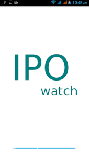 IPO Watch - náhled