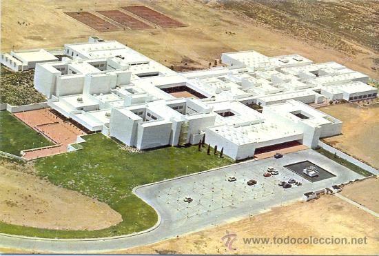 """La idea nuclear de esa ciudad es una plaza central porticada, resultado de """"dos pares de ejes que se cruzan""""."""