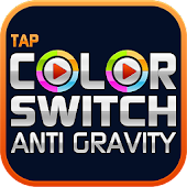 Tap Color Switch - Anti Gravity Ball