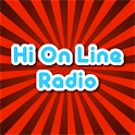 Hi On Line Radio icon
