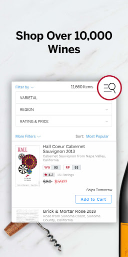 wine.com screenshot 3