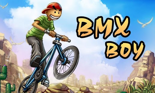 BMX Boy Screenshot
