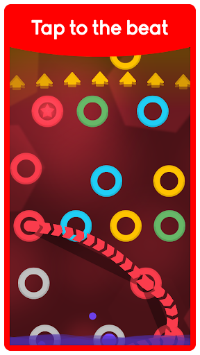 Wire Up: Swing the Magic Dancing Line and Level Up filehippodl screenshot 1