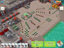 Screenshot of Boom Beach