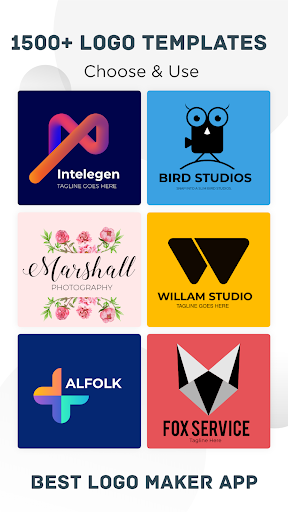 Logo Maker - Free Graphic Design Creator, Designer 20.9 screenshots 1