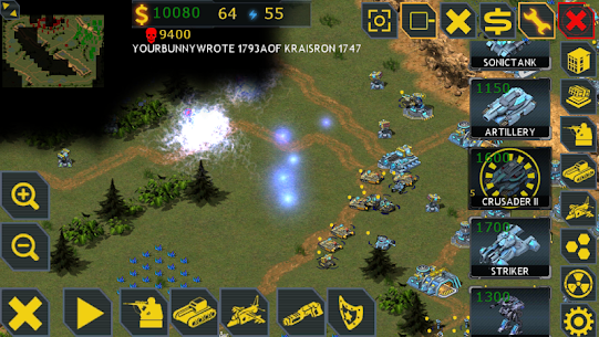 Redsun RTS Premium Mod Apk Download For Android and Iphone 6