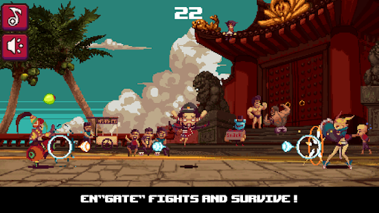 Frontgate Fighters- screenshot thumbnail