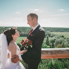 Wedding photographer Natalya Gaydova (NaGaida). Photo of 09.08.2015