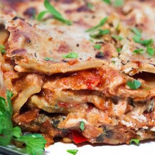 Vegan Lasagna Without Tofu Recipes.
