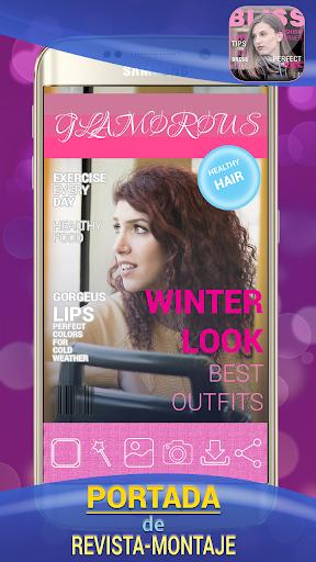玩生活App|杂志封面 照片蒙太奇免費|APP試玩