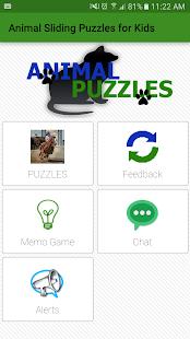 Animal Sliding Puzzle for Kids - náhled