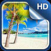 Tropical Paradise Wallpaper HD