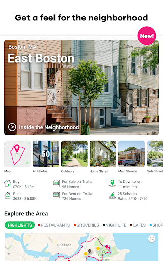 Trulia Real Estate: Search Homes For Sale & Rent 10.4.1 screenshots 9