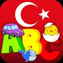 Birincil Türkçe alfabe Sayılar Kelimeler icon