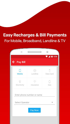 My Airtel-Online Recharge, Pay Bill, Wallet, UPI app (apk) free download for Android/PC/Windows screenshot