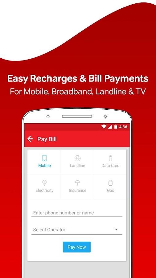My Airtel-Online Recharge, Pay Bill, Wallet, UPI- screenshot