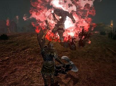Download Animus Harbinger APK MOD Dark Souls Full Version Unlocked 8